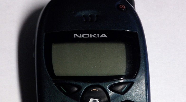 6110 - The 15 Most Notable Mobile Phones That Started It All